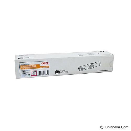 OKI Magenta Toner [44469756] - Toner Printer Lainnya